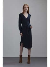 THE DREAMER LABEL - Leto Indigo Linen Dress