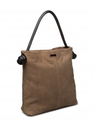 BECKSÖNDERGAARD - Cascade Friar Brown Leather Bag