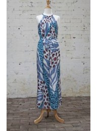 BINNY The Hippie Fair Silk Maxi