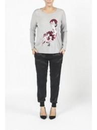 TILLY ROSE - Graphic Tee Flamingo