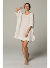 ESTILO EMPORIO - Scalino Dress White