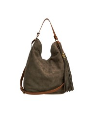 ESTILO EMPORIO - Medium Canister Bag - Taupe