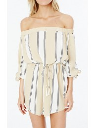 FAITHFULL THE BRAND - Rimini Dress - Paradiso Stripe