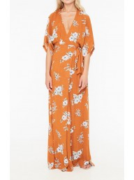 FAITHFULL THE BRAND - Bergamo Maxi Dress - Chelsea Floral