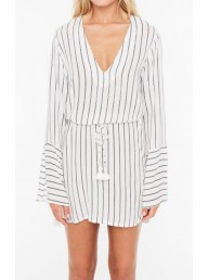 FAITHFULL THE BRAND - Neroli Dress - Lambert Stripe