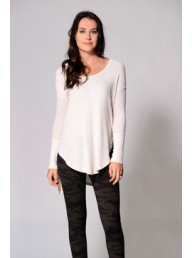 FREE PEOPLE - Thermal Ventura - Oatmeal Heather