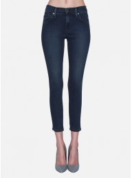JAMES JEANS - Twiggy Ankle 5-Pocket Ankle Legging w Zip