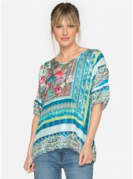JOHNNY WAS - Botanica Tunic