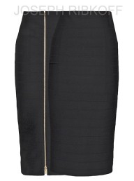 JOSEPH RIBKOFF - LDS Black Skirt