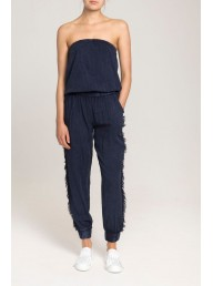KINNEY - Lilly Jumpsuit - Navy