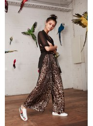 M A DAINTY - Istanbul - Leopard Pant