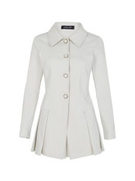 MOSS & SPY - Charlize Jacket - Winter White