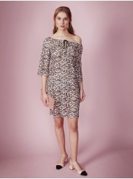 MOSS & SPY - Daisy Dress - Pink