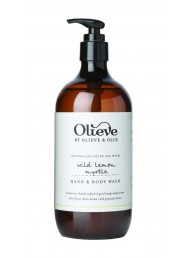 OLIEVE & OLIE - Hand and Body Wash - Wild Lemon Myrtle 500ml
