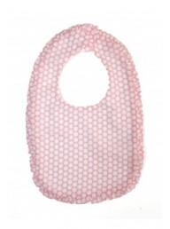 PAPINELLE - Pink Spot Bib