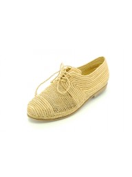 RAFIA CHIC - Marrakesh Brogue - Natural