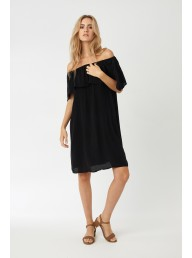 PRIMNESS - Cruz Dress Noir