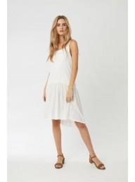 PRIMNESS - Silv Dress - Blanc