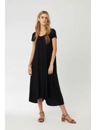 PRIMNESS - Quoet Tee Dress - Noir