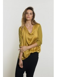 PRIMNESS - Helio Cowl L/S - Golden