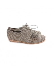 RAFIA CHIC - Marrakesh Brogue - Sahara