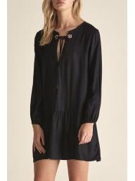 STEELE - Adele Dress - Black