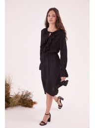 STEELE - Marcella Dress - Black