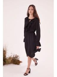 STEELE - Marcella Dress - Black