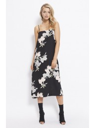 STAPLE THE LABEL - Dusty Floral Dress