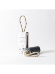 THE BEACH PEOPLE - Black Eucalyptus Soap on a Rope