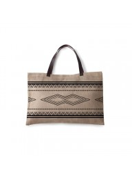 THE BEACH PEOPLE - Kilim Jute Bag
