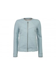 YAYA - Jacket Quilted - Chambray Blue
