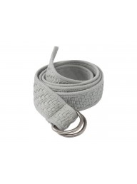 YAYA - Braided Belt - Dusty Mint
