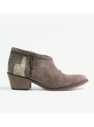 ZAPATITO - Howsty Leiza Ankle Boot - Taupe