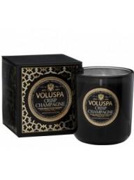 VOLUSPA   Crisp Champagne 100hr Candle