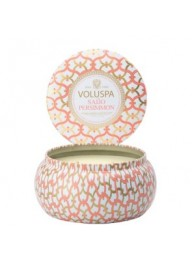 VOLUSPA  Saijo Persimmon 2 Wick Candle